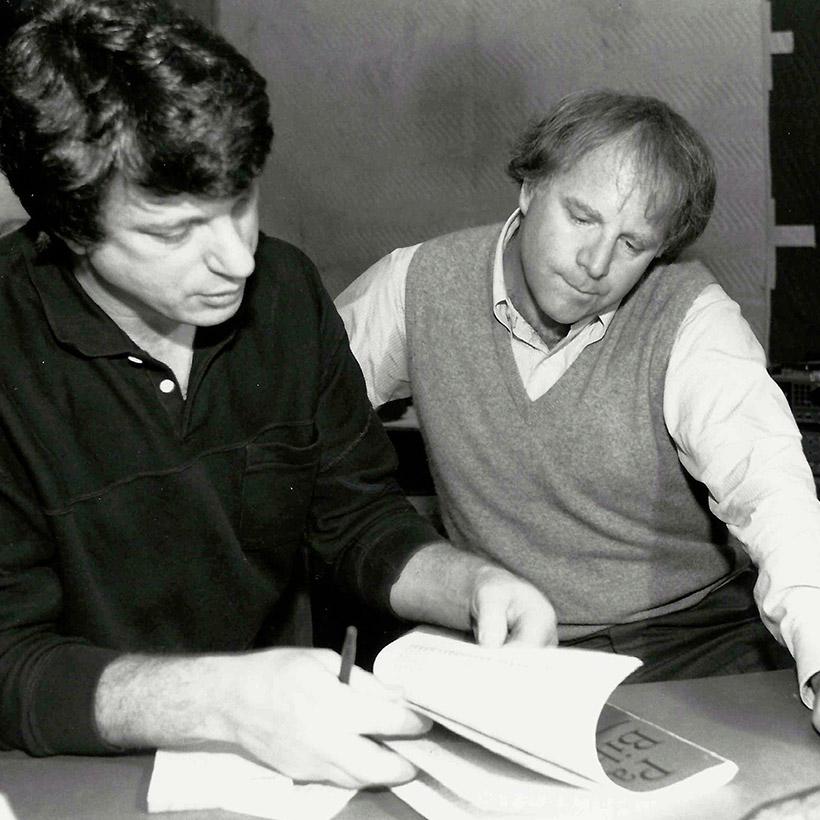 1984 | with Jay David Saks
