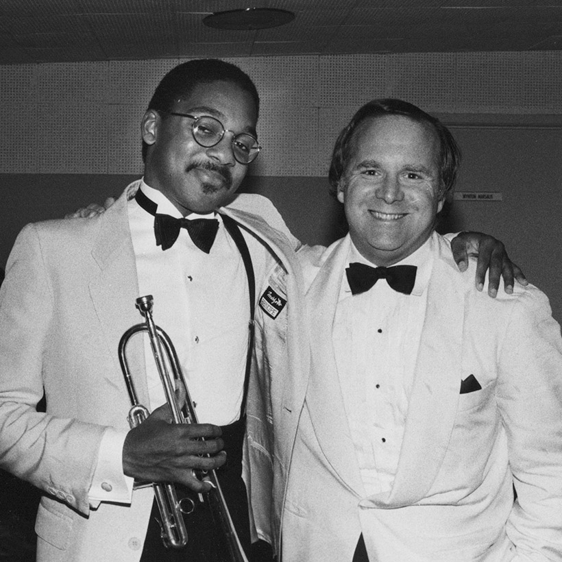 1988 | Los Angeles | with Wynton Marsalis