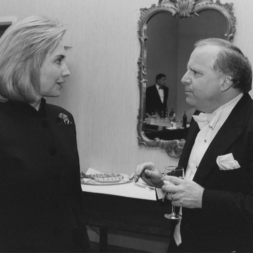 1997 | Washington, DC | National Symphony with Hillary Clinton