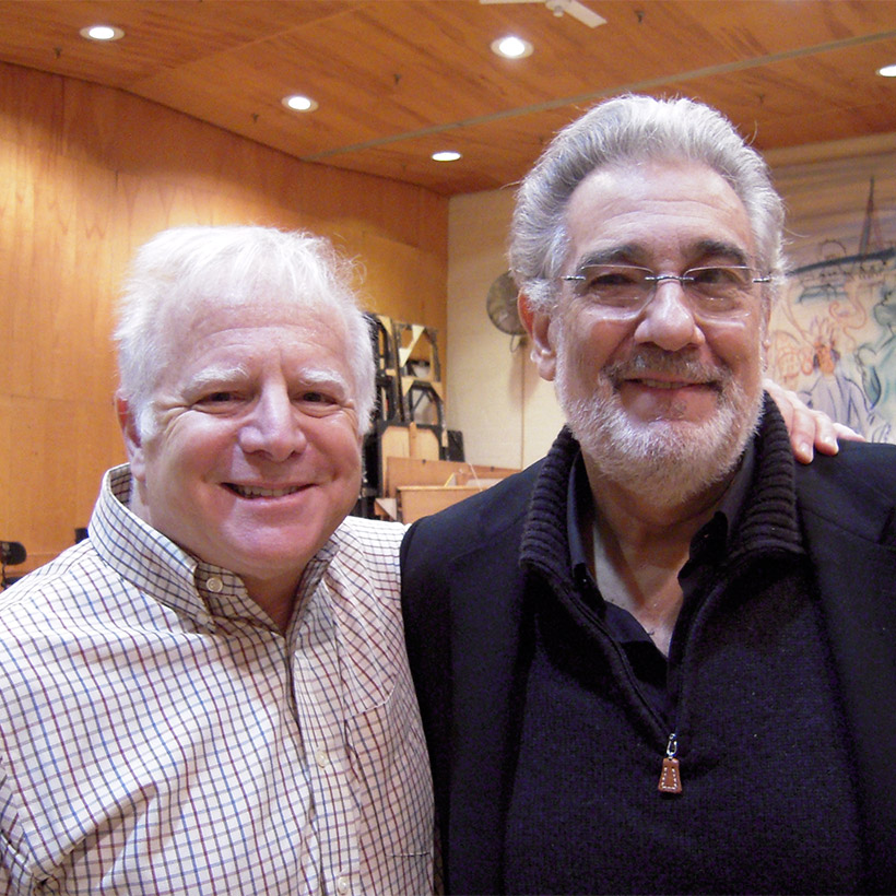 2010 | with Placido Domingo
