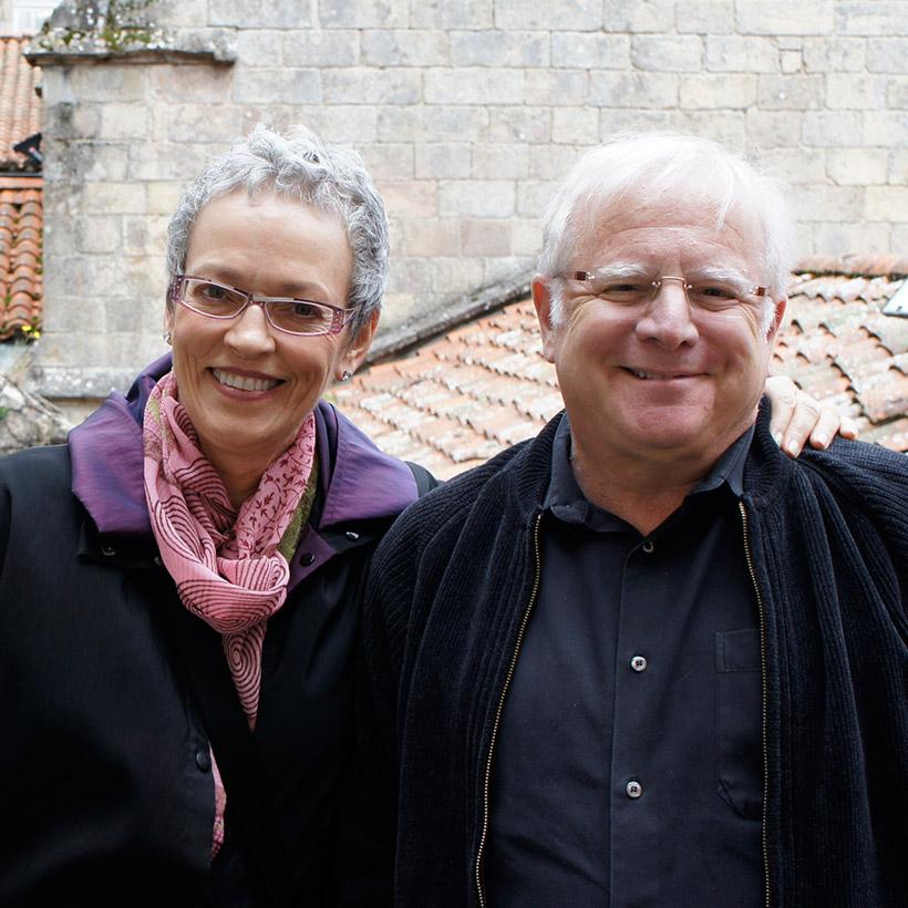2012 | La Chaise-Dieu | with Cindy
