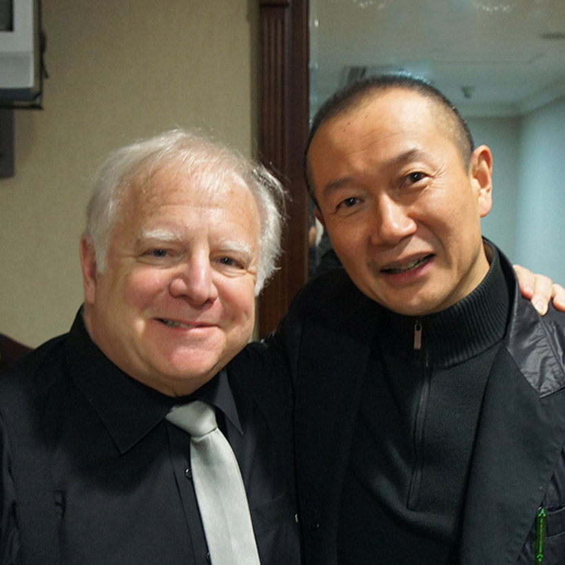 2013 | Shanghai | with Tan Dun