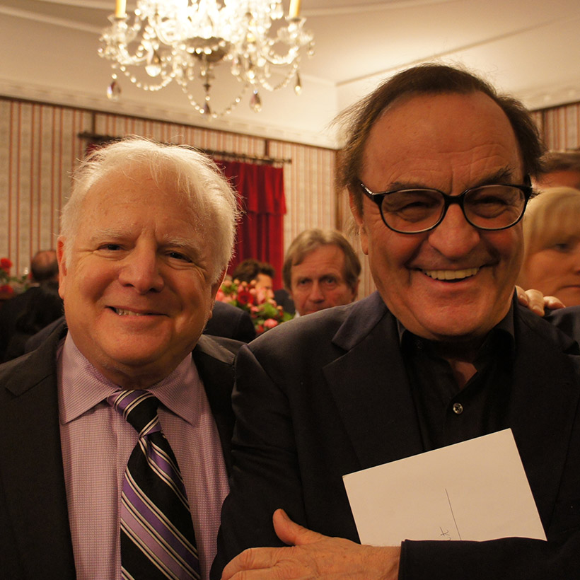 2013 | Warsaw | with Charles Dutoit