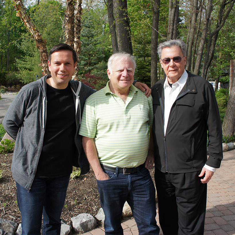 2014 | Bloomfield Hills | with Jean-Marc Bador and Doug Sheldon