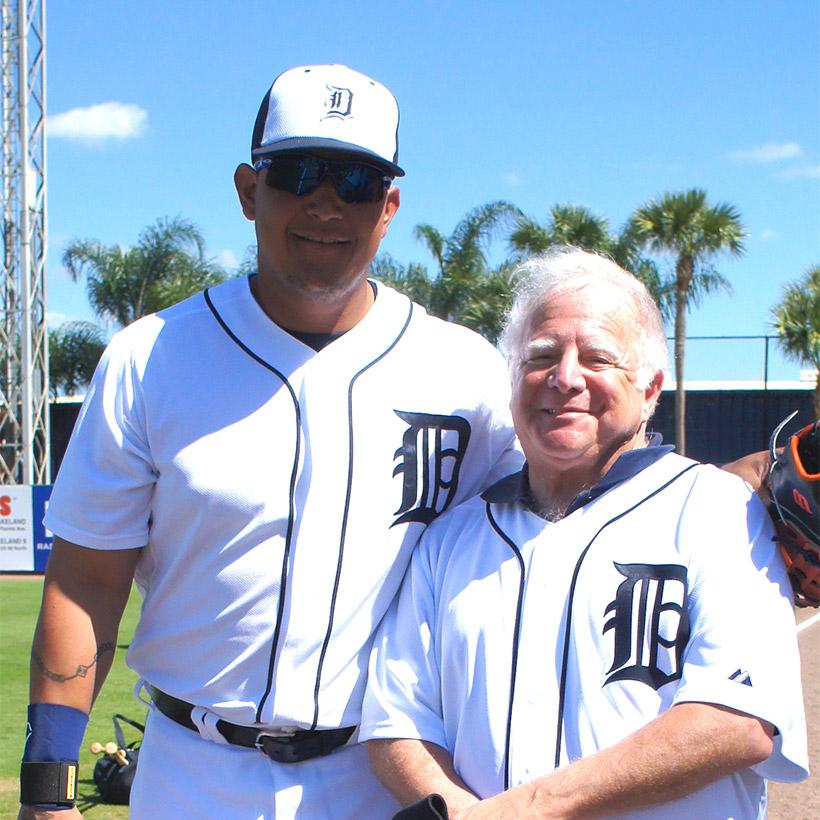 2014 | Florida | with Miguel Cabrera