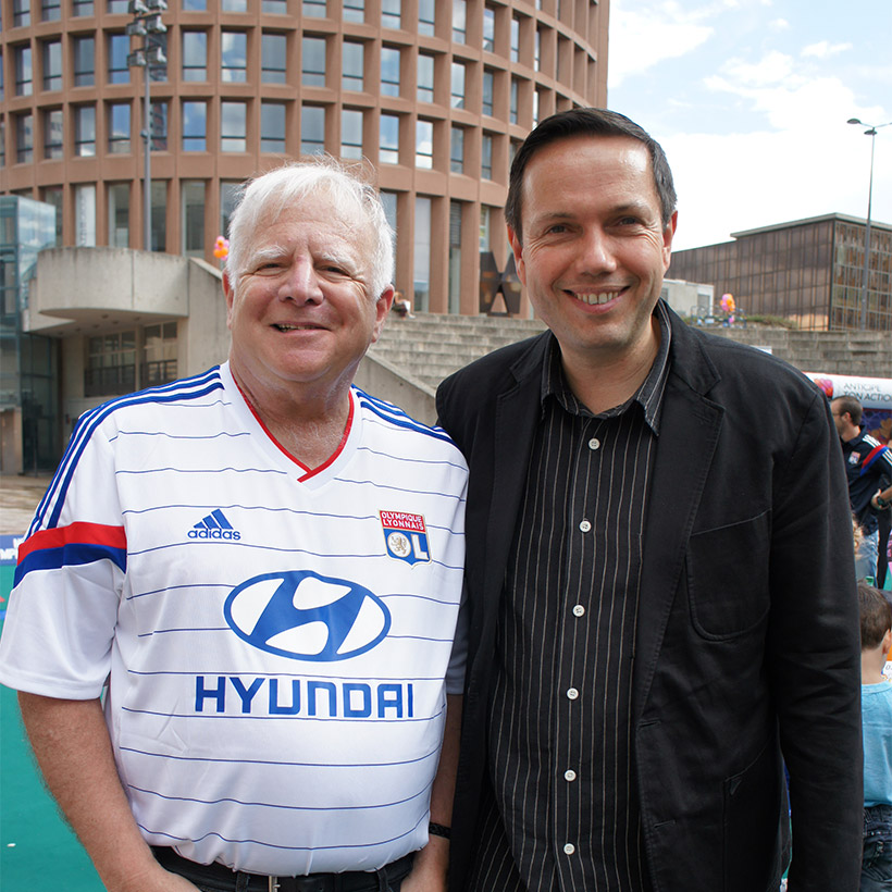 2014 | Lyon | 70th Birthday with Jean-Marc Bador