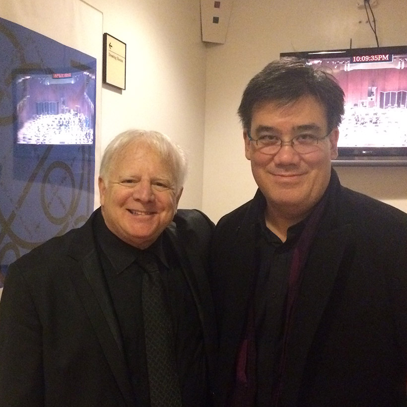 2014 | New York | with Alan Gilbert