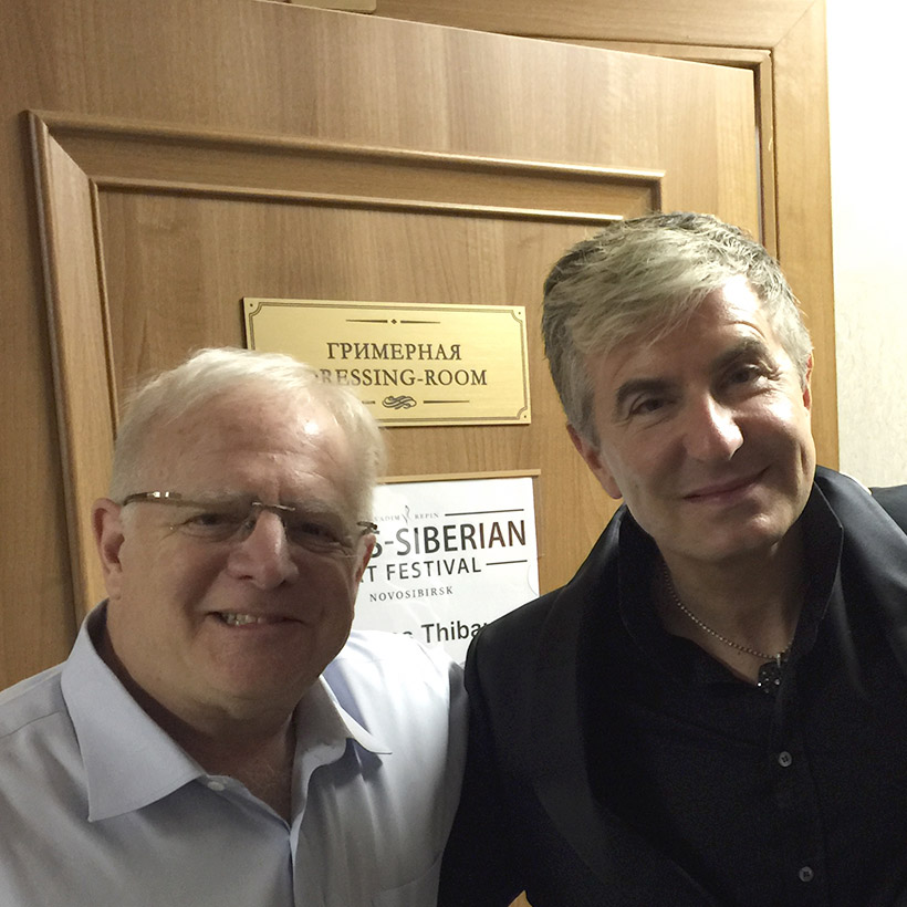 2015 | Russia | with Jean-Yves Thibaudet