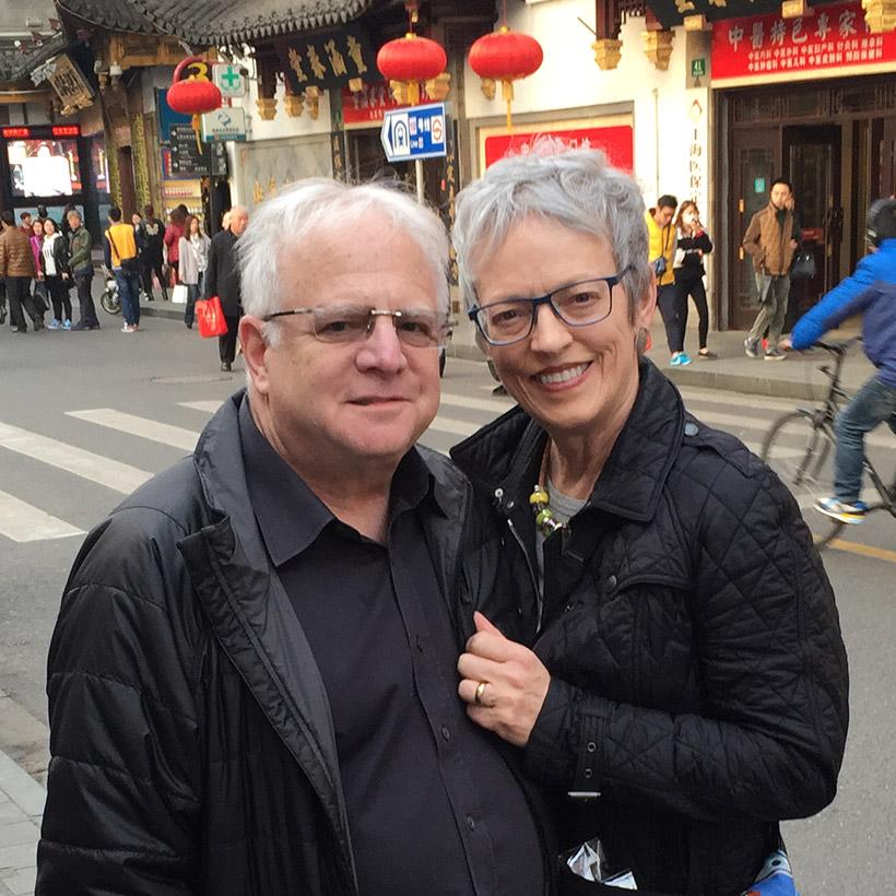 2016 | Shanghai | with Cindy