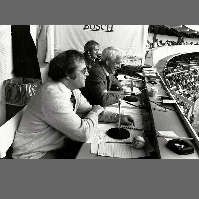 1982 | St. Louis | Play-by-Play with Jack Buck