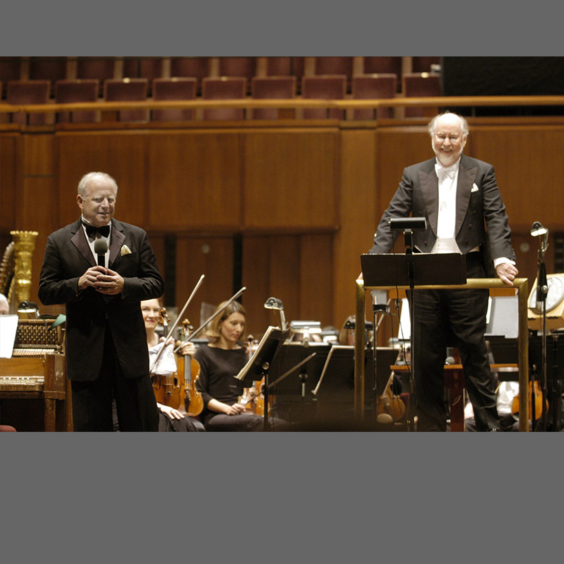2002 | Washington, DC | with NSO and John Williams