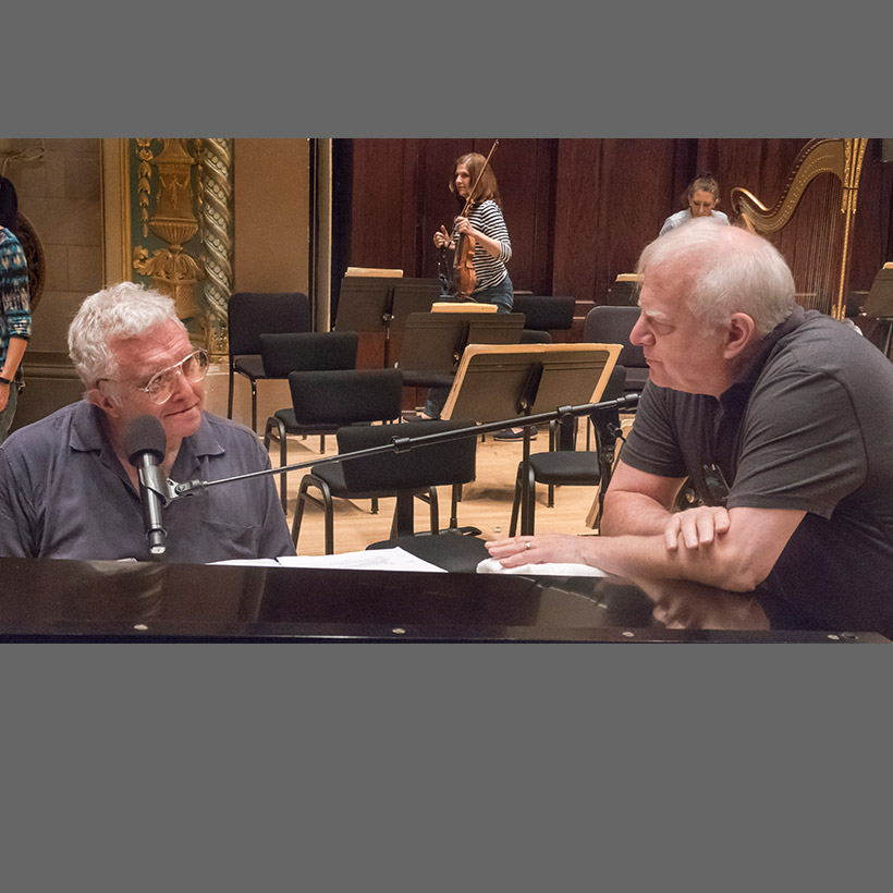 2015 | Detroit | with Randy Newman, by Hart Hollman
