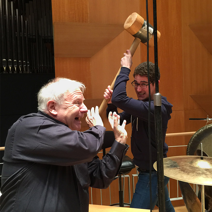 2015 | Lyon with Mahler Hammer and ONL