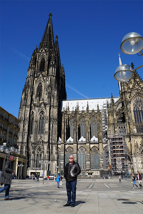 High Cathedral of St. Peter in Cologne